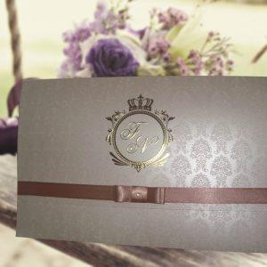 convites hot stamping, convites metalizados