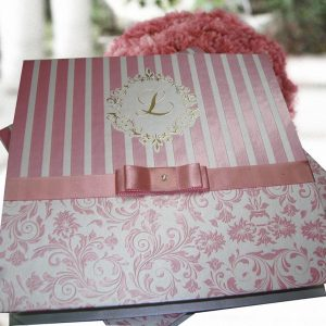 convite box 15 anos