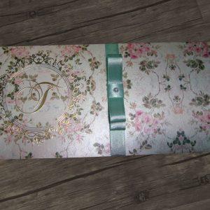 convite rústico com floral, convites 15 anos, convites debutantes