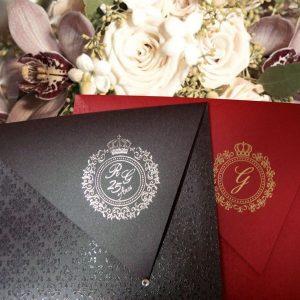 convites clássicos