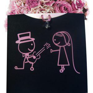 convites de casamento divertidos, convites modernos
